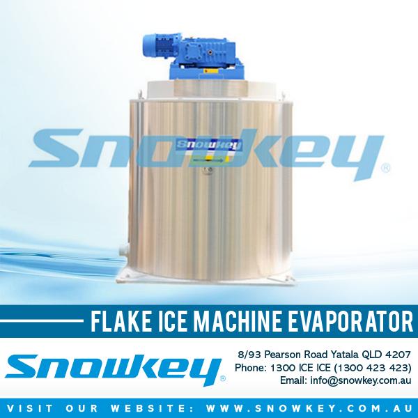 Snowkey-Flake-Ice-Evaporator